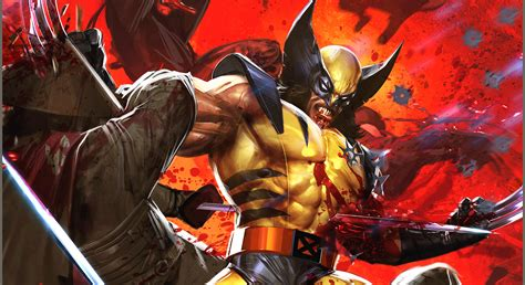 323 Wolverine Hd Wallpapers  Backgrounds  Wallpaper Abyss