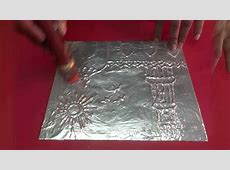Craft with Foil Paper Book 8 Page 42 YouTube