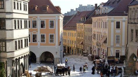 deutschland historische altstadt goerlitz eine lebendige