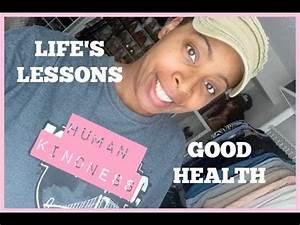 VLOG#10 | Life's Lesson, Good Health & Human Kindness ...