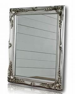 Spiegel Zum Aufstellen : spiegel silber holz barock ~ Whattoseeinmadrid.com Haus und Dekorationen