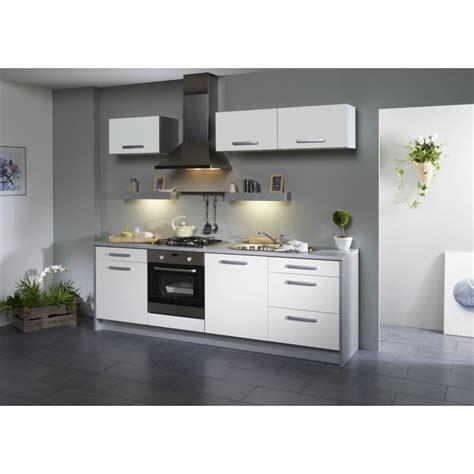 relooker cuisine pas cher cuisine pas cher 245 cm 4 couleurs cbc meubles