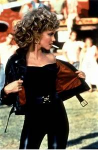 leather fasyen: Grease: Olivia Netwon John - Leather (with ...