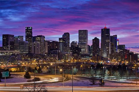 a travel guide for how to visit denver on a budget