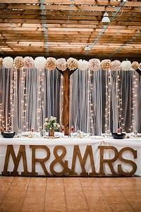 30 Stunning and Creative String Lights Wedding Decor Ideas – Stylish Wedd Blog