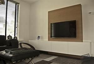 Tv Wand Modern : modern tv wand meubel interessante ideen ~ Michelbontemps.com Haus und Dekorationen