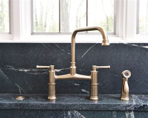 Hot List: Dazzling Faucets and Finishes   Traditional Home