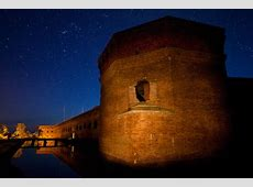 Lightscape Night Sky Dry Tortugas National Park US