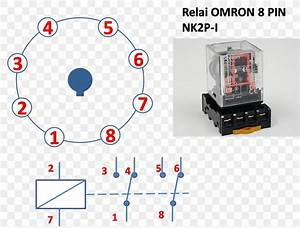 Wiring Diagram Relay Contactor Electrical Switches