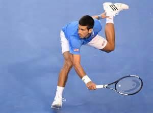 Confident Djokovic ready for Wawrinka challenge   Daily ...