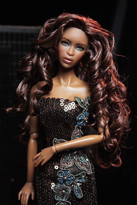 1197 best black beauty barbie images on pinterest black