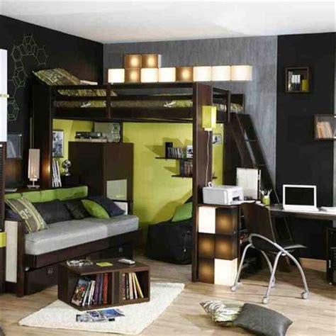 chambre mezzanine ado déco chambre ado lit mezzanine en image