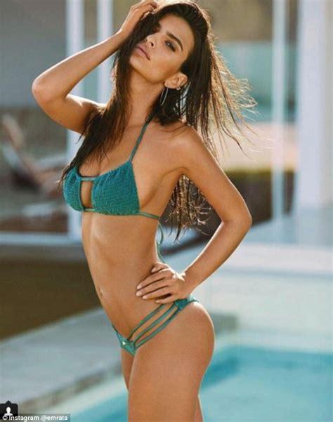 Emily Ratajkowski talks body-positivity in her very first ...