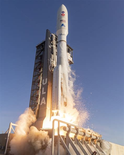 United Launch Alliance Atlas V Successfully Launches Mars ...