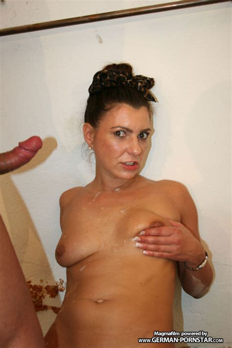 German Milf Donna Lucia Self Fisting