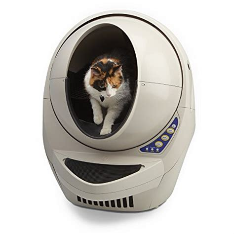 Auto Litter Box by Litter Robot Iii Open Air Automatic Self Cleaning Litter