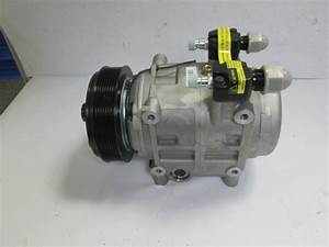 Gpd 6512336 Ac Compressor For Tm31 W   8 Groove Pulley 12v