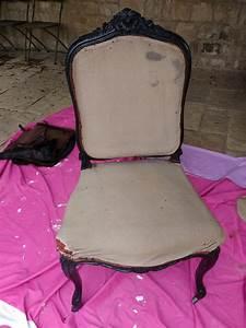 Retapisser Un Fauteuil Prix : comment tapisser un fauteuil missglamazone ~ Melissatoandfro.com Idées de Décoration
