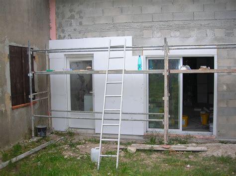 les 233 de la pose de l isolation thermique ext 233 rieure ite autoconstruction