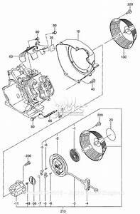 Wisconsin Robin Engine Parts Diagram
