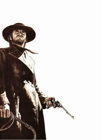 Clint Eastwood Western Wallpapers Drifter Plains Poster