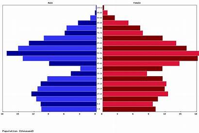 Martinique Population Pyramid Age Structure