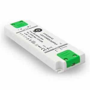 Transformateur Pour Led 12v : transformateur pour ampoule et produit led ftpc20v12 1 6a ~ Edinachiropracticcenter.com Idées de Décoration