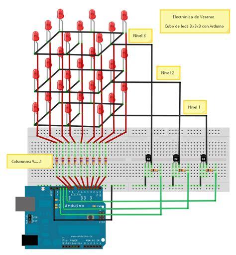 viciados em arduino stt cubo de leds 3x3x3