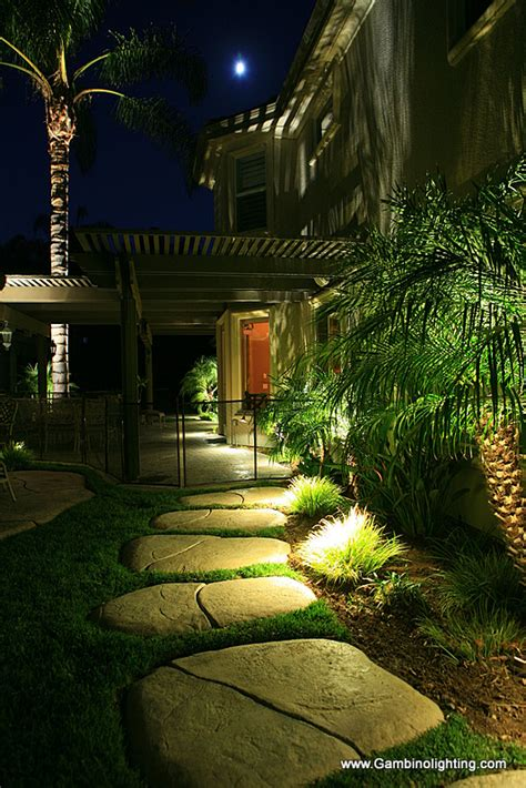 gambino landscape lighting more amazing results with led