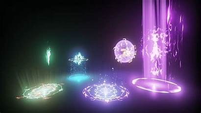 Magic Wallpapers Fx Ky Backgrounds Spell Circle
