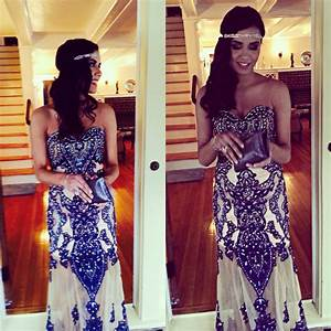 The Great Gatsby Prom Dress 2014 | Beau. | Pinterest | The ...