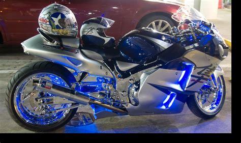 Custom Suzuki Hayabusa by Car Bike Fanatics Custom Modfifed Suzuki Hayabusa