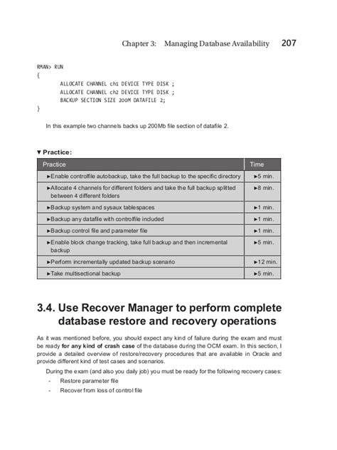 accredited manager study guide