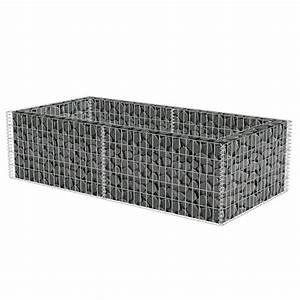 Badheizkörper 50 X 180 : la boutique en ligne jardini re gabion 180 x 90 x 50 cm ~ Bigdaddyawards.com Haus und Dekorationen