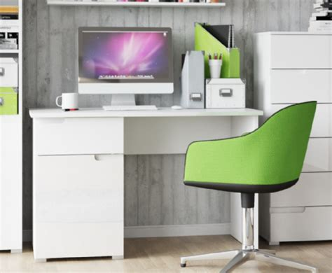 small white computer desk uk large and small desks you ll at furniturefactor