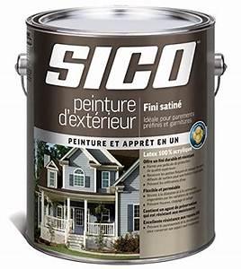 peinture d39exterieur pour bois facades beton metal etc With peinture pour aluminium exterieur