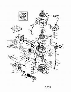 Craftsman Tecumseh Engine Parts