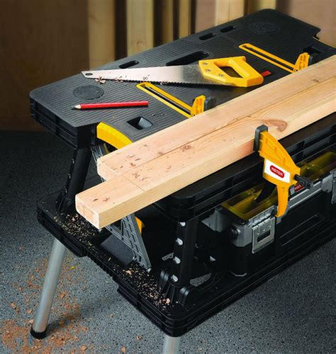 keter adjustable folding compact table work station