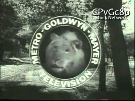 MGM Television (1960) - YouTube