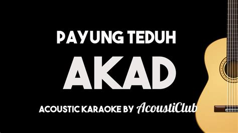Akad (acoustic Guitar Karaoke Backing Track