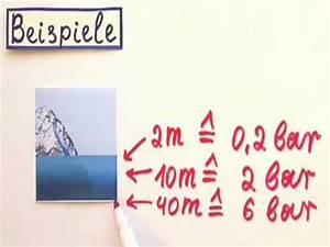 Wasserdruck Berechnen : wasserdruck berechnen youtube ~ Themetempest.com Abrechnung