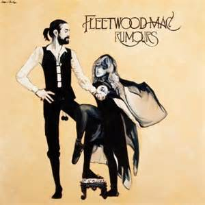 Fleetwood Mac Album Covers