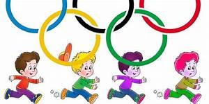 Super Kindergeburtstag Kinder Olympiade Party Ideen