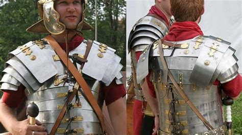 3 Key Types Of Roman Body Armour