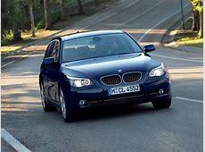 BMW 5 Series Touring E61 specs & photos 2007, 2008