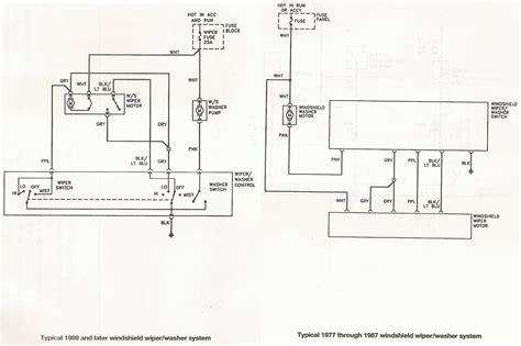 88 Chevy Wiper Motor Wiring Diagram by Pulse Wiper Schematic For 88 K5 Blazer Forum Chevy