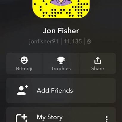 Snapchat Update App Version Settings Iphone Screenshots