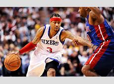 Allen Iverson Signs On With New BIG3 Basketball League