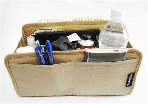 purse organizer insert cloversac