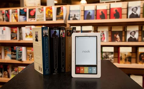 and nobles books the history of the barnes and noble nook and ebook ecosystem
